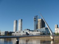 Dippin' in the City – Buenos Aires – Un vistazo a Puerto Madero (Video)